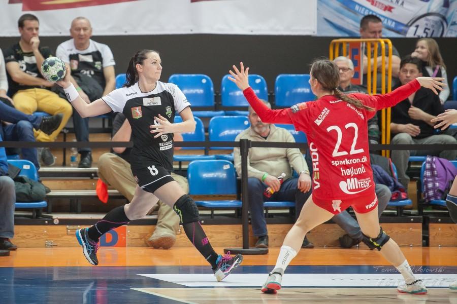 Puchar EHF: Randers HK – MKS Selgros 28:27