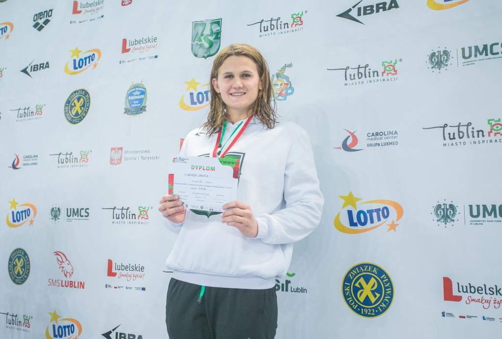 """34. Międzynarodowe zawody pływacie """"GOLDEN BEAR"""". Zagrzeb 13.-14.07.2019"""