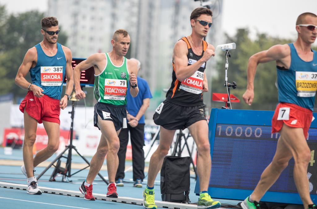 5 miejsce Rafała Fedaczyńskiego podczas European Athletics Race Walking Permit Meeting i z minimum na 17. IAAF Lekkoatletyczne Mistrzostwa Świata