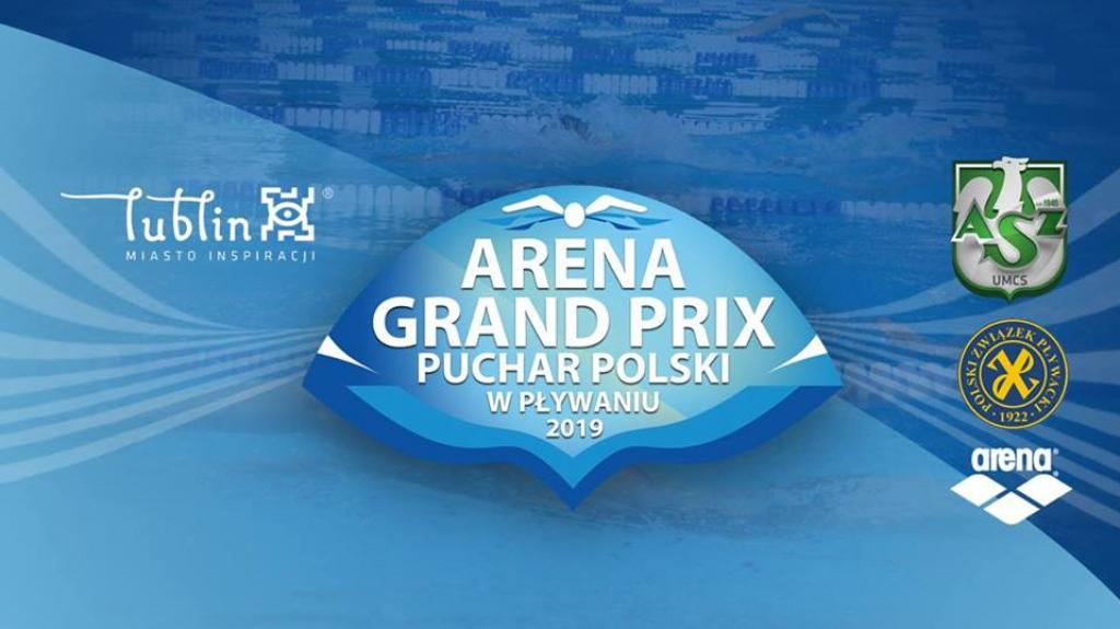 Pływanie: Arena Grand Prix Pucharu Polski Lublin 2019