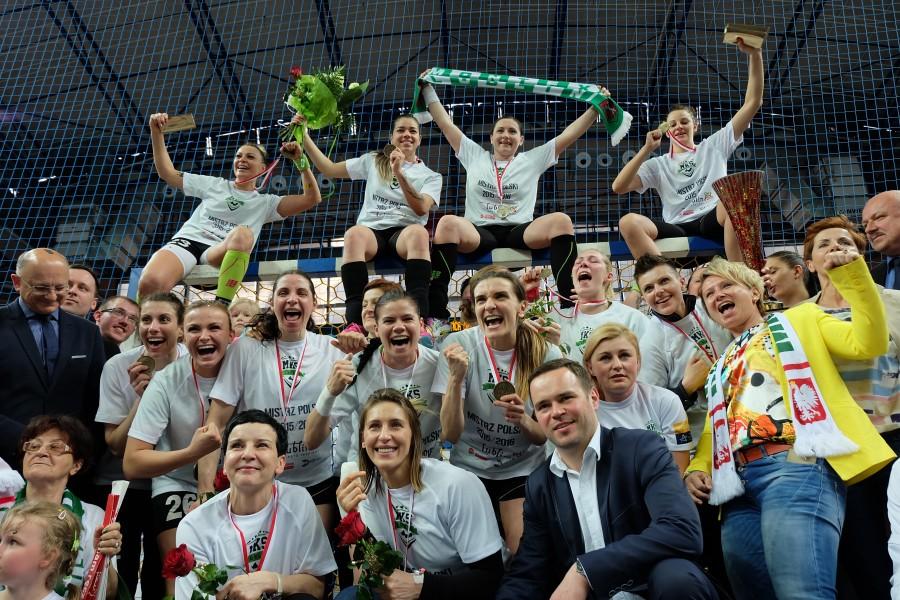 MKS Selgros Lublin obronił tytuł mistrza Polski