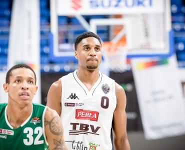 King Szczecin – TBV Start Lublin 93:88