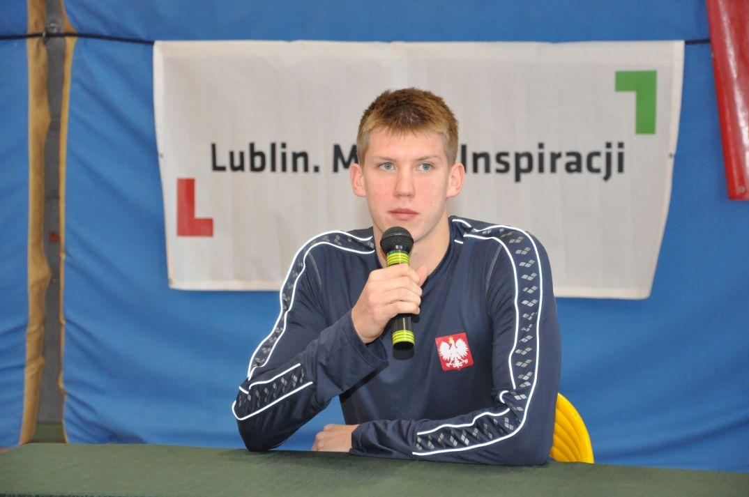 Jan Świtkowski o krok od medalu na Mistrzostwach Europy