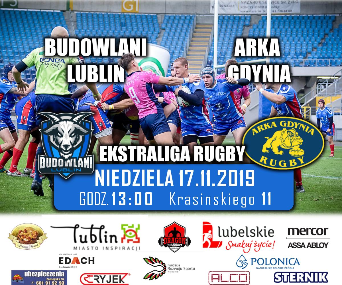 KS Budowlani Lublin - RC Arka Gdynia 29:19 (17:0)