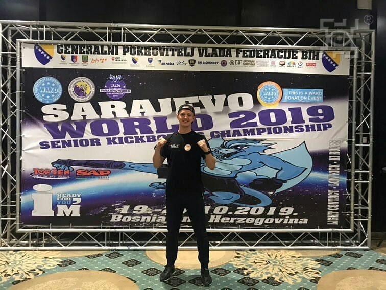 Nasi reprezentanci podczas Mistrzostw Świata WAKO w kickboxingu w light contact, K-1 Rules i low kick
