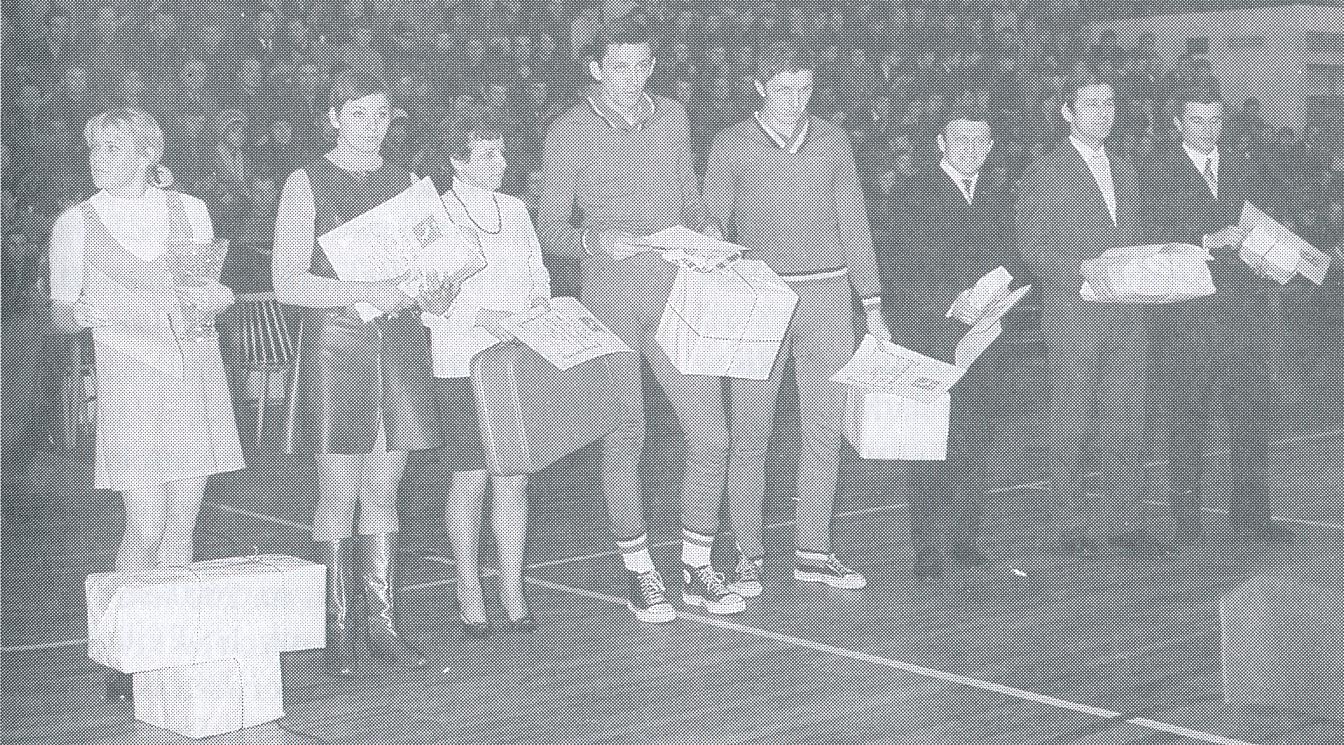 Plebiscyt na najlepszego sportowca Lubelszczyzny z 1969 r.