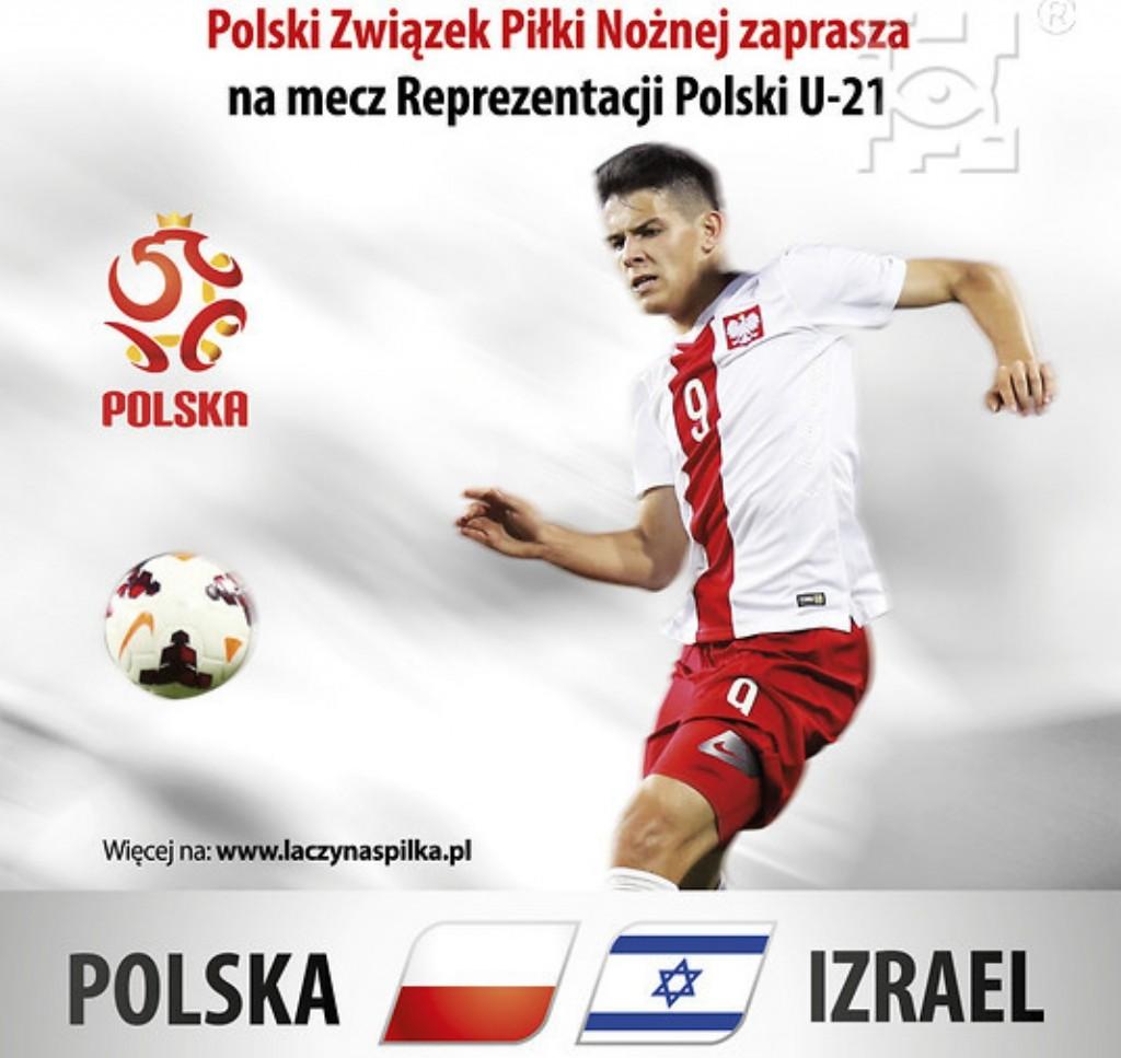 Polska - Izrael na Arenie Lublin. Wygrana biało-czerwonych, Izrael kończył w dziesiątkę