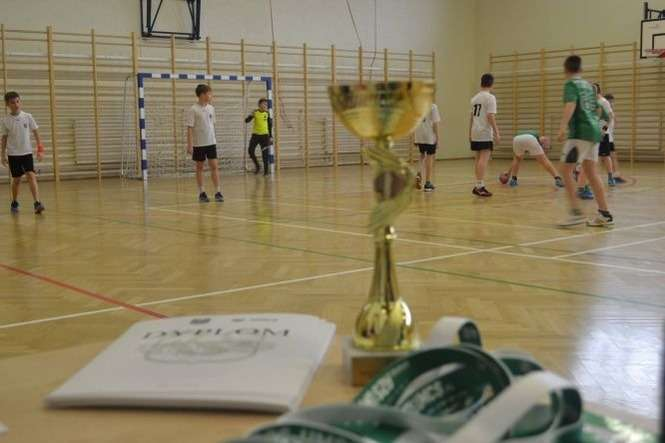 W Lublinie odbył się Mikołajkowy Turniej piłki ręcznej