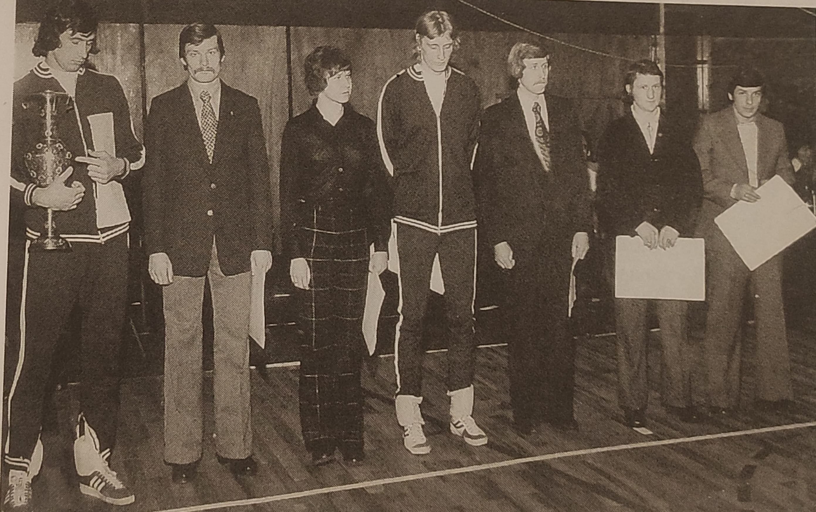 Plebiscyt na najlepszego sportowca Lubelszczyzny z 1975 r.