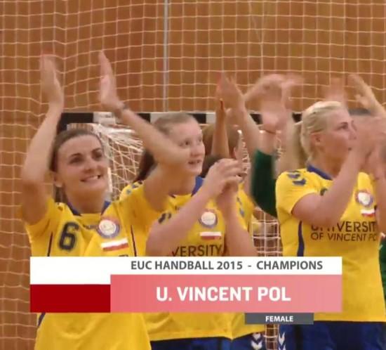 Jadą bronić tytułu. Akademickie Mistrzostwa Europy w piłce ręcznej