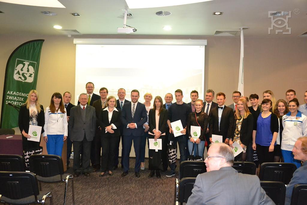 Inauguracja Akademickiego Centrum Szkolenia Sportowego w Lublinie