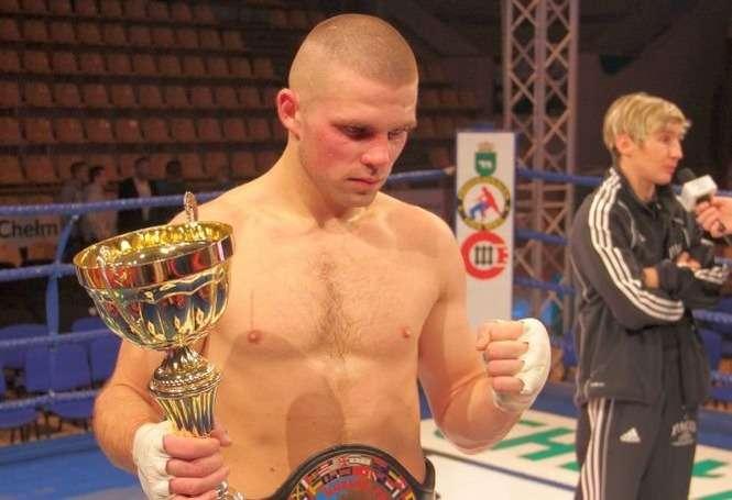 Łukasz Maciec przegrał na punkty z Hugo Centeno Jr.