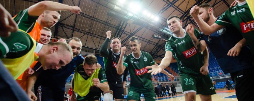 Pogoń 04 Szczecin najlepsza w Lublin Futsal Cup 2015