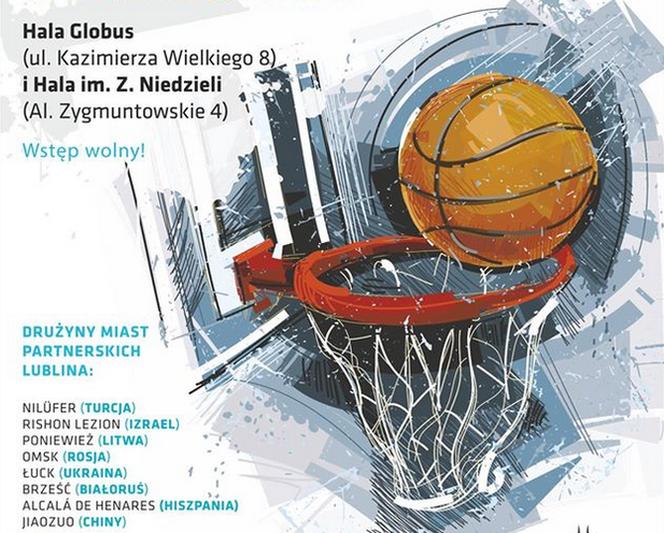 Zespół Rishon LeZion wygrał Lublin Basket Cup