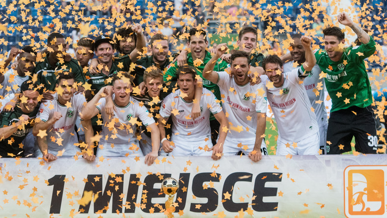 Hannover 96 najlepszy w turnieju LOTTO Lubelskie Cup