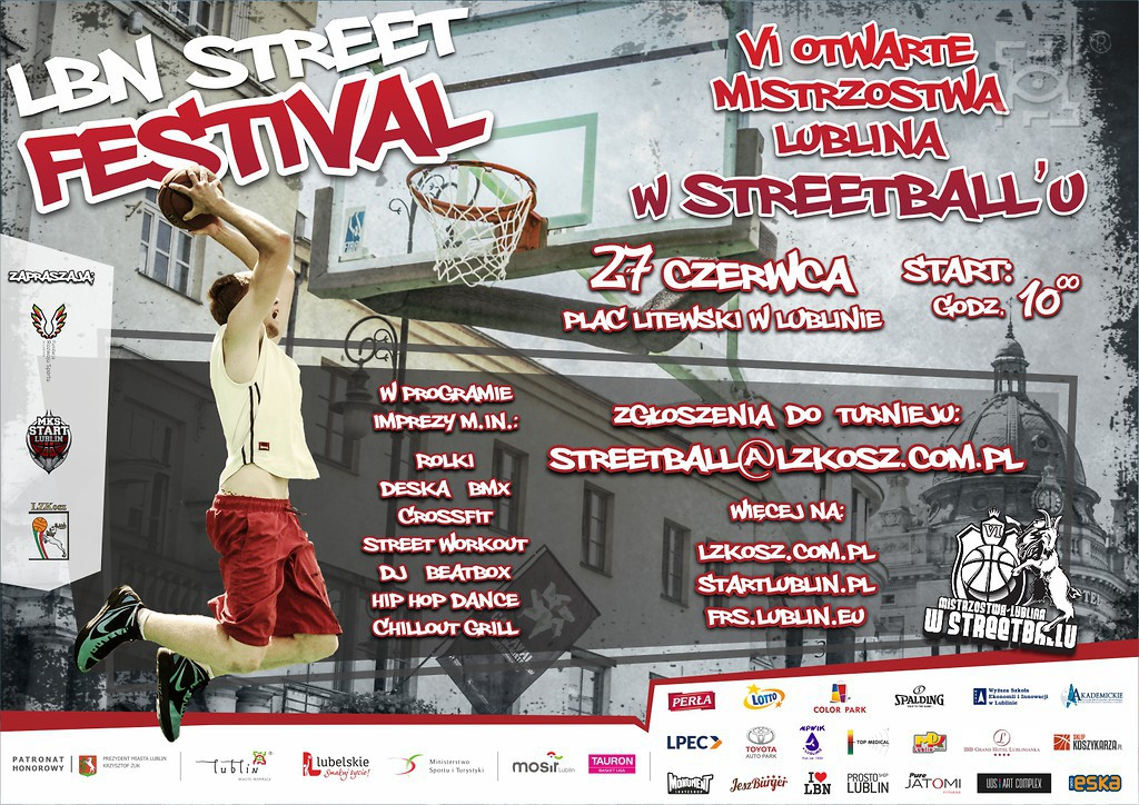 Lublin Street Festival 2015