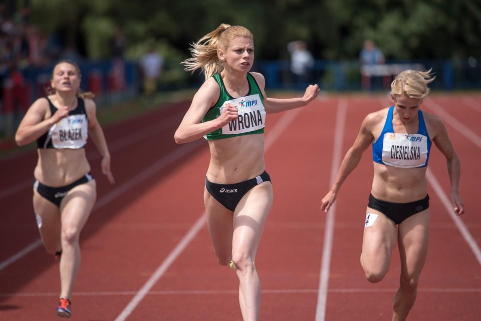 Dwa złote medale Alicji Wrony podczas 69. Mistrzostw Polski Juniorów w lekkiej atletyce