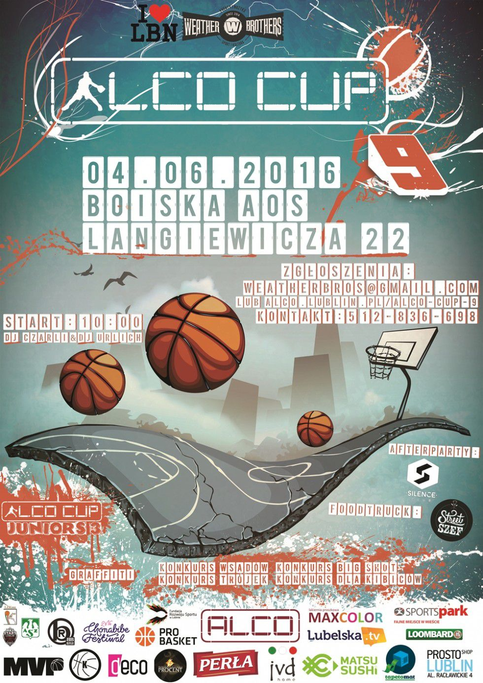 Turniej koszykówki Alco Cup ponownie w Lublinie