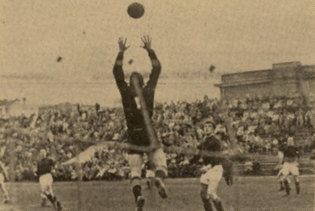 Piłkarskie derby Lublina: Lublinianka - WKS Lublin z 1959 r.