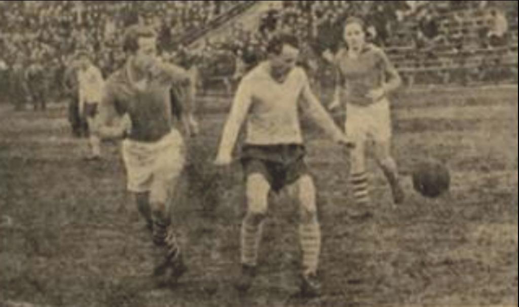 Przerwany mecz: Lublinianka – Legia Warszawa cz. II