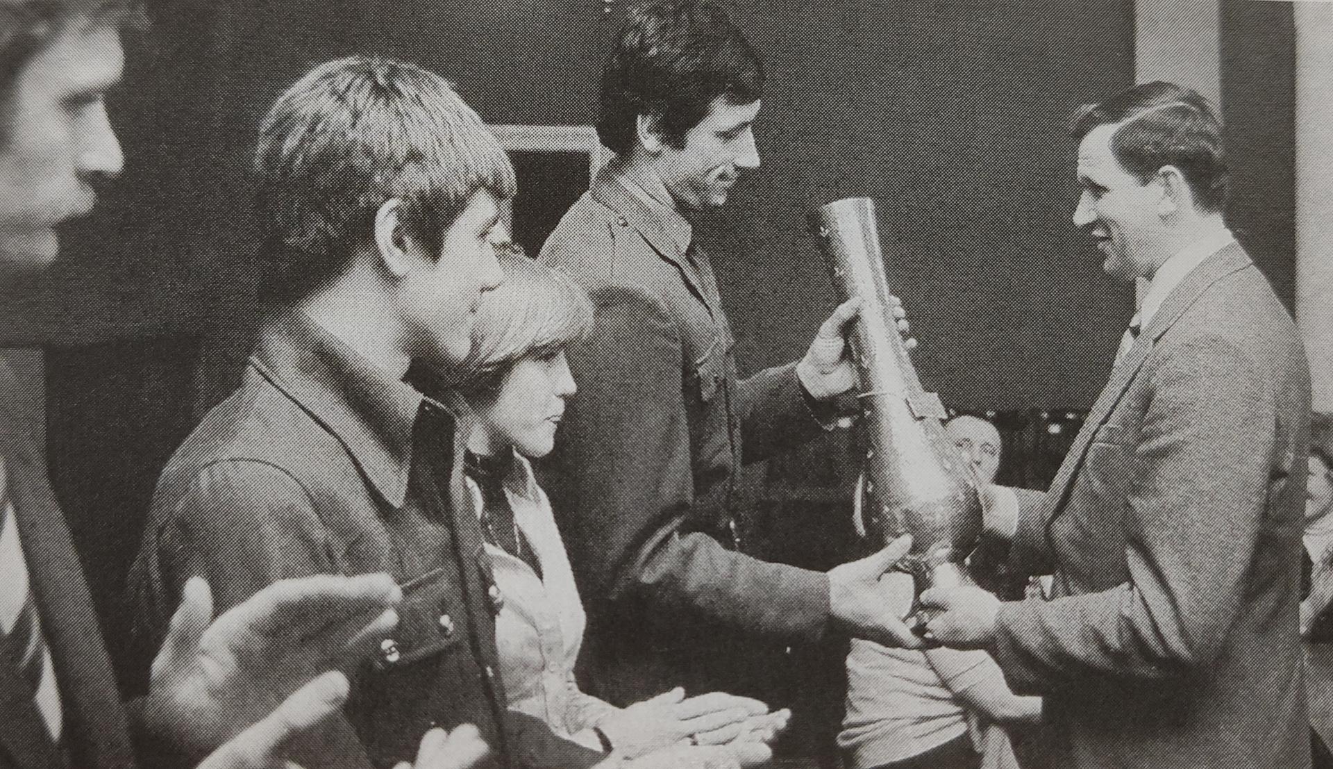 Plebiscyt na najlepszego sportowca Lubelszczyzny z 1976 r.
