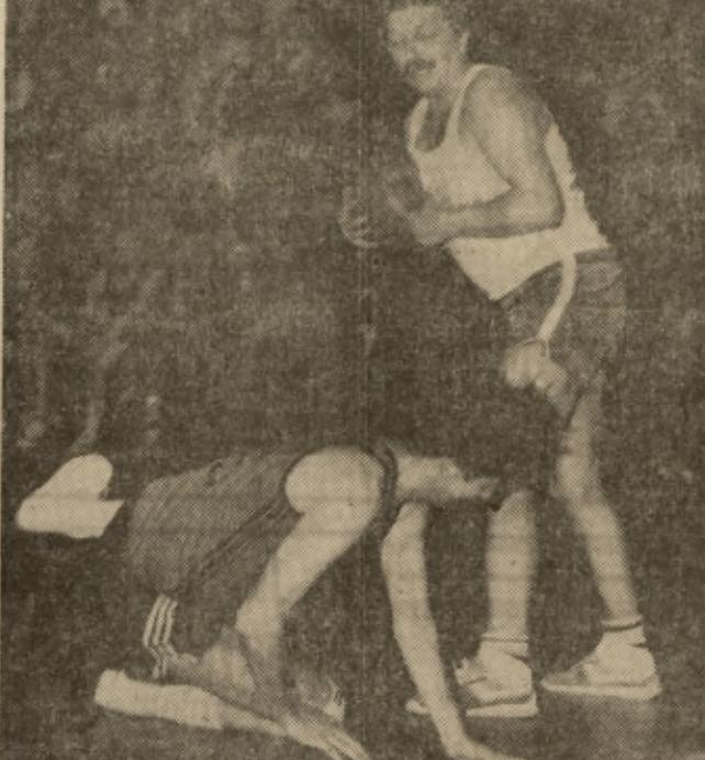 Mecz wspomnień 1987: Lublinianka - Start Lublin