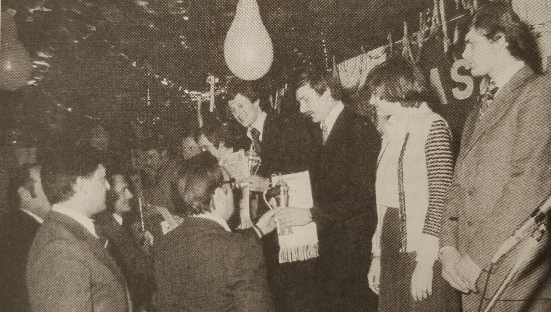 Plebiscyt na najlepszego sportowca Lubelszczyzny z 1977 r.