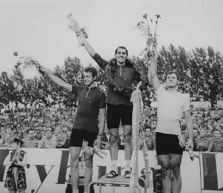 Wyścig pokoju 1972 z Lublinem w tle
