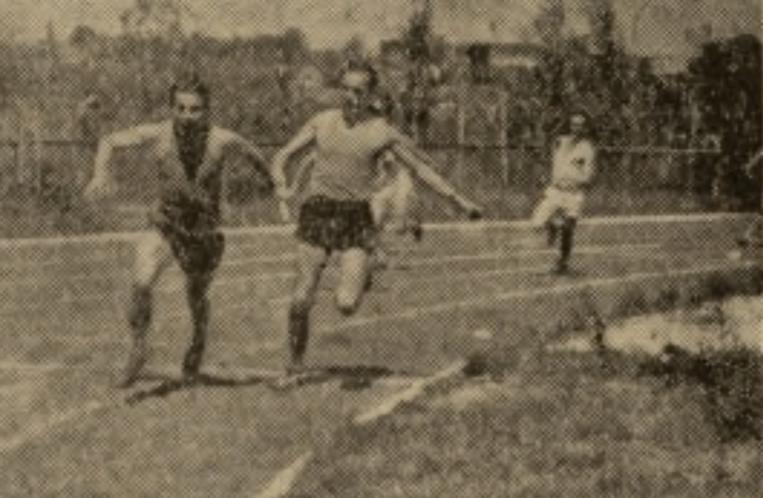 Studencka olimpiada sportowa 1957