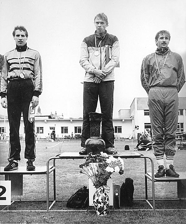 Plebiscyt na najlepszego sportowca Lubelszczyzny z 1984 r.