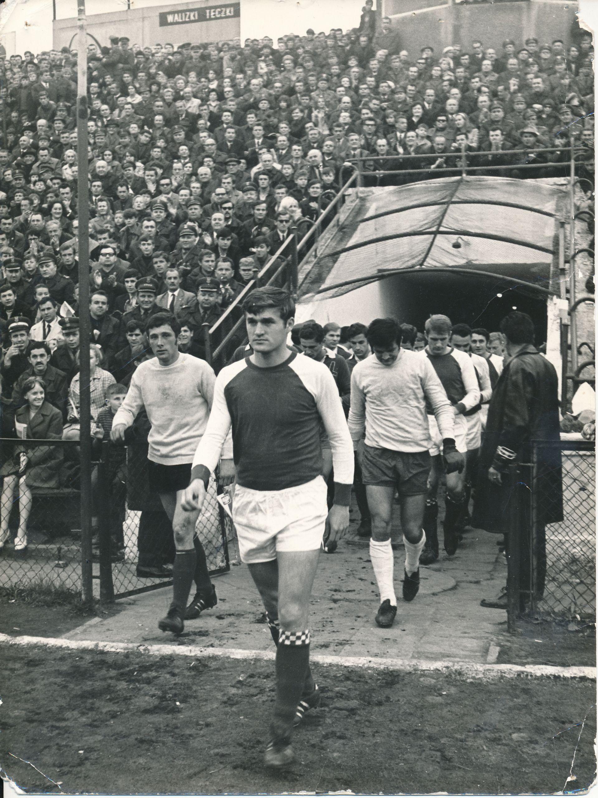 Lublinianka - Górnik Zabrze (Puchar Polski 1970)