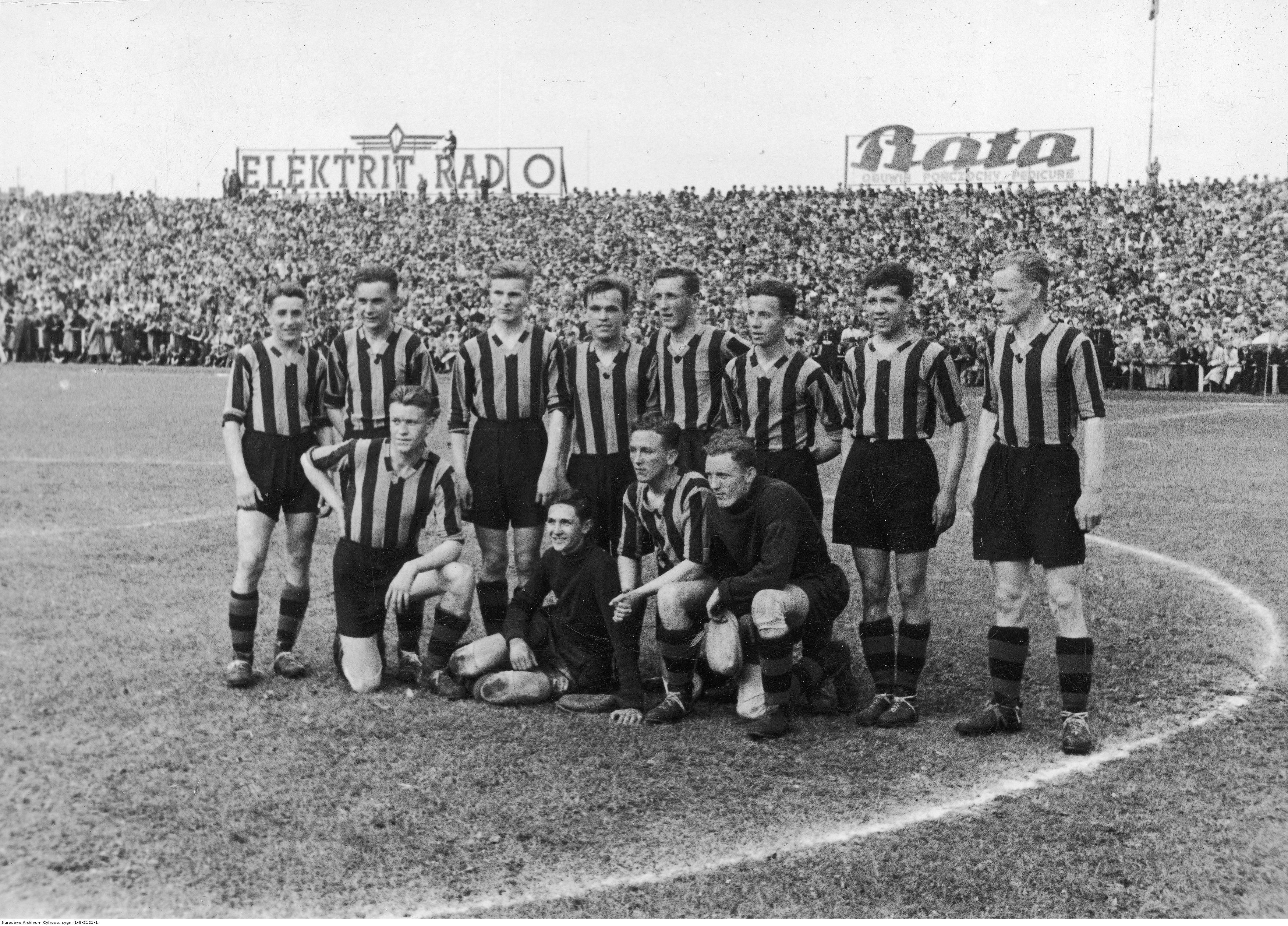 Unii Lublin zdobywcą Mistrzostwa Polski Juniorów za rok 1938