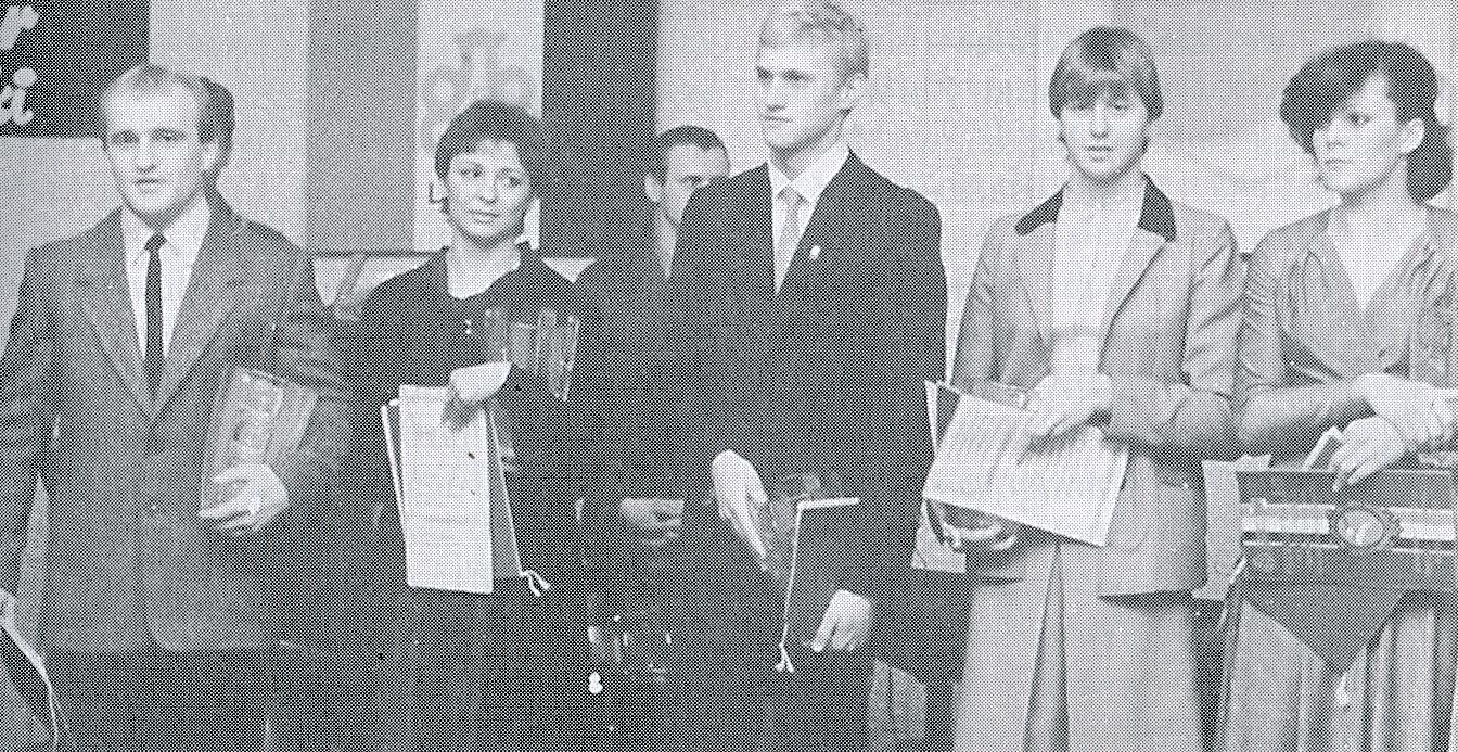 Plebiscyt na najlepszego sportowca Lubelszczyzny z 1983 r.