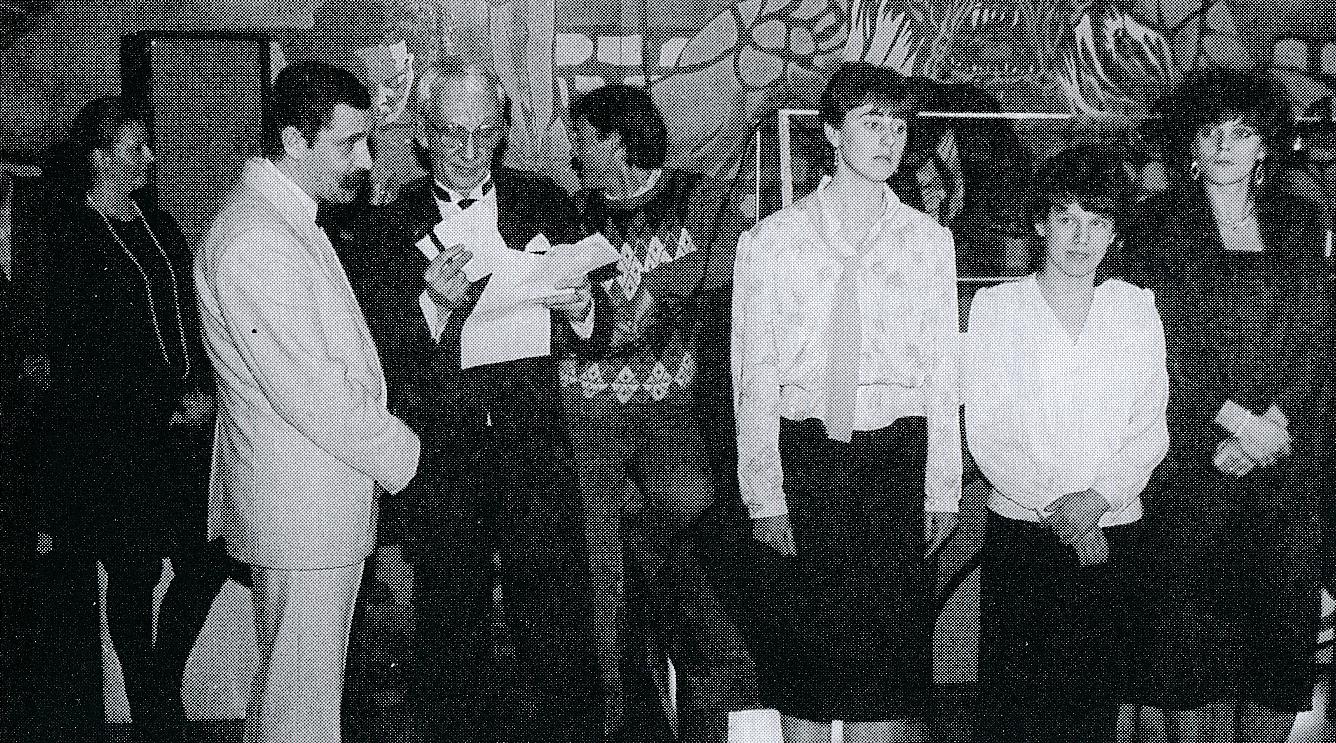 Plebiscyt na najlepszego sportowca Lubelszczyzny z 1986 r.