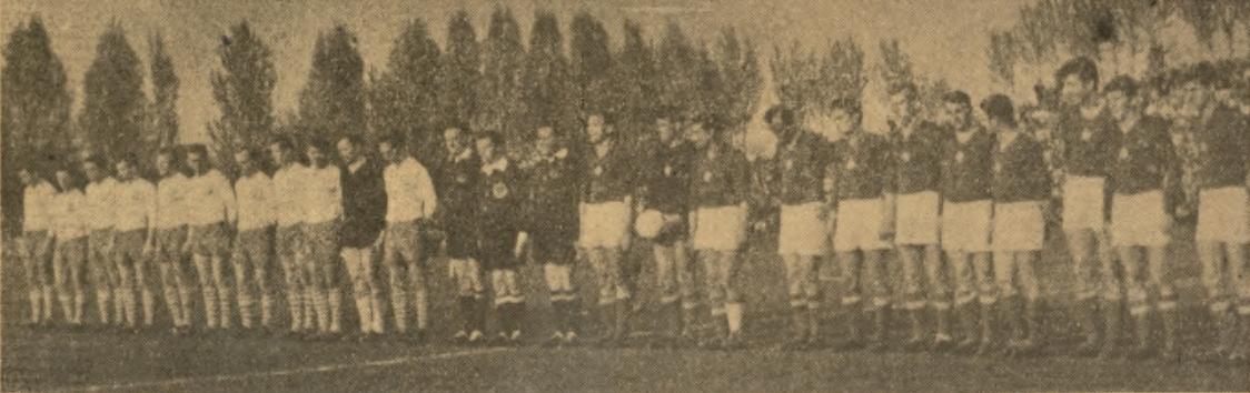 Mecz piłkarski reprezentacji olimpijskich Polski i Węgier