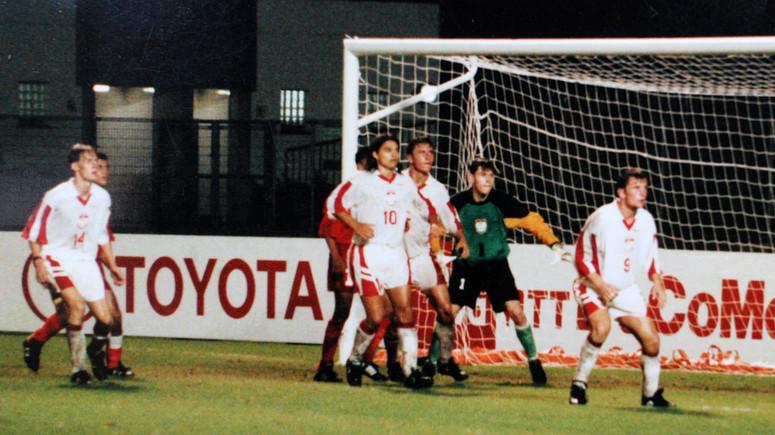Piotr Bielak - Mistrz Europy U-16 z 1993 r.
