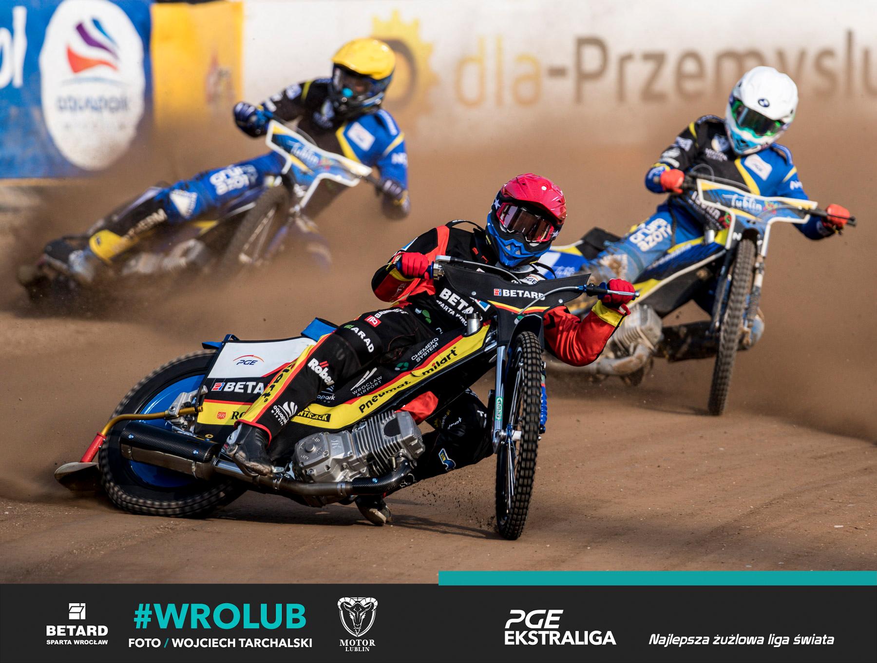Wysoka porażka  Speedway Motor Lublin na inaugurację sezonu