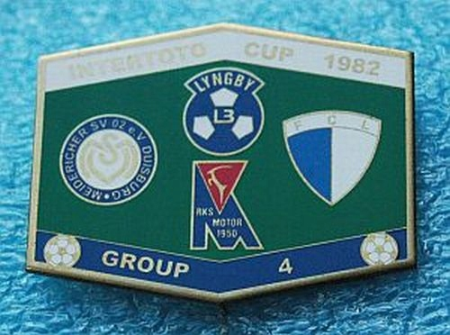 (Puchar Intertoto 1982) Motor Lublin - MSV Duisburg 3:2