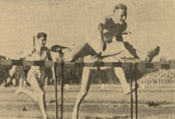 Mistrzostwa Polski w dziesięcioboju mężczyzn i pięcioboju kobiet. Lublin 1949