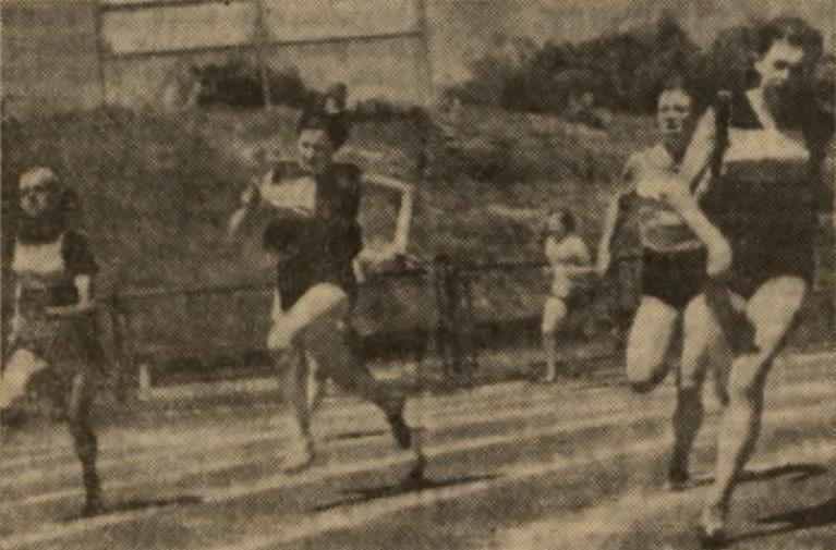 Lekkoatletyczne mistrzostwa okręgu z 1966 r.
