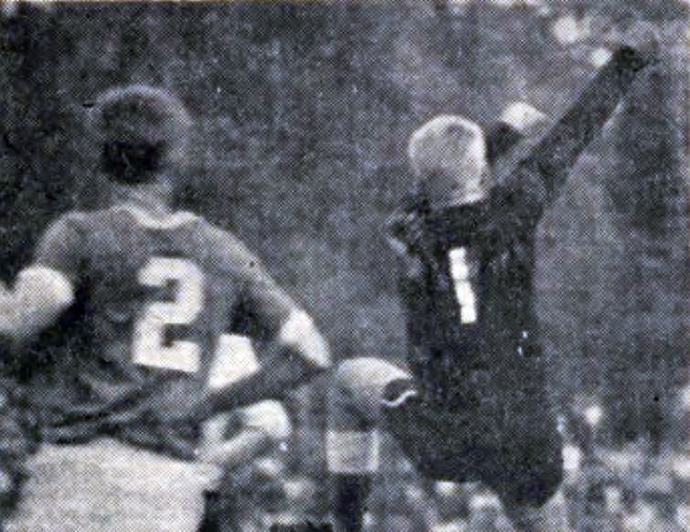 Mecz: Polska - Finlandia 5:0 (3:0) z 1967 r.