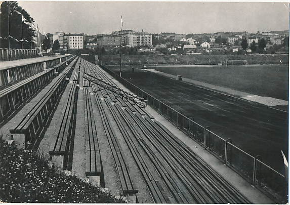 Lekkoatletyczne drużynowe mistrzostwa okręgu z 1957 r.