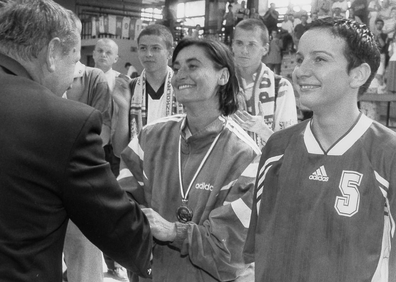 Plebiscyt na najlepszego sportowca Lubelszczyzny z 1995 r.