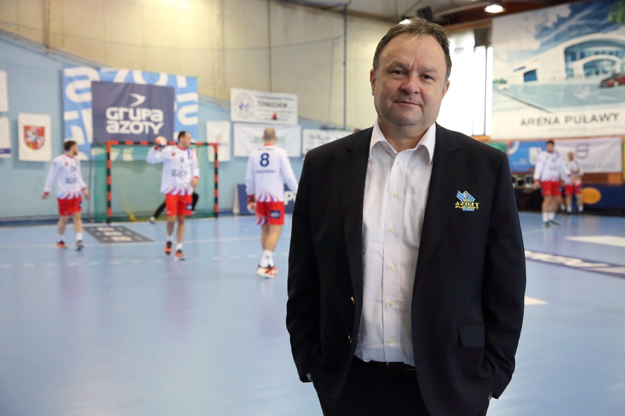 """Moje podium"" - Marek Skowronek"