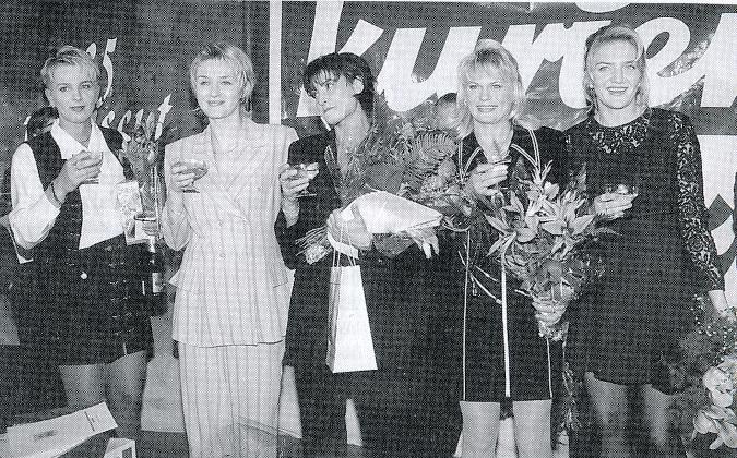 Plebiscyt na najlepszego sportowca Lubelszczyzny z 1996 r.