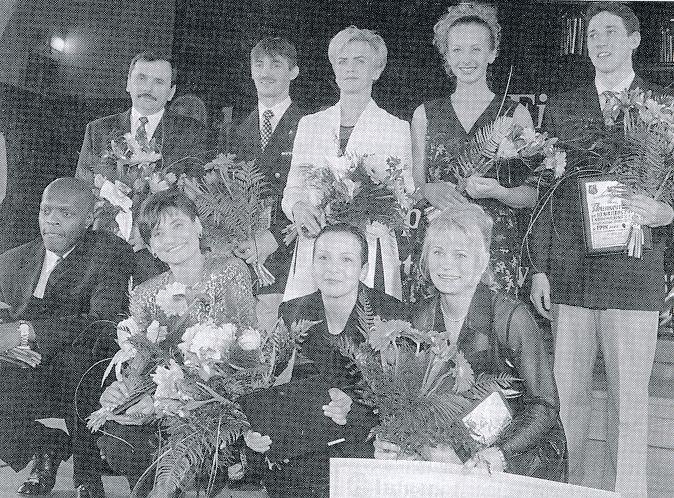 Plebiscyt na najlepszego sportowca Lubelszczyzny z 1998 r.