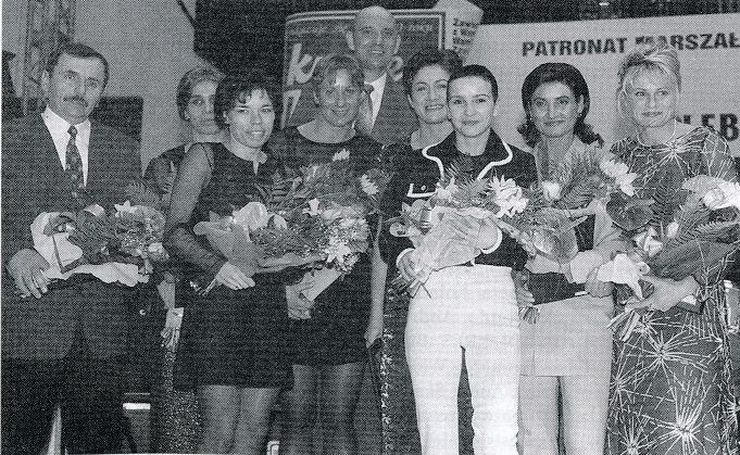 Plebiscyt na najlepszego sportowca Lubelszczyzny z 1999 r.