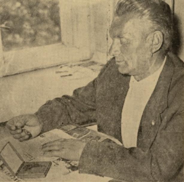 Archiwalna rozmowa z Henrykiem Gerłowskim