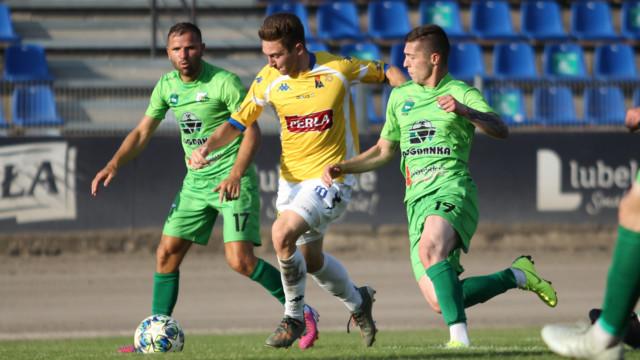 Terminarz II ligi piłkarskiej