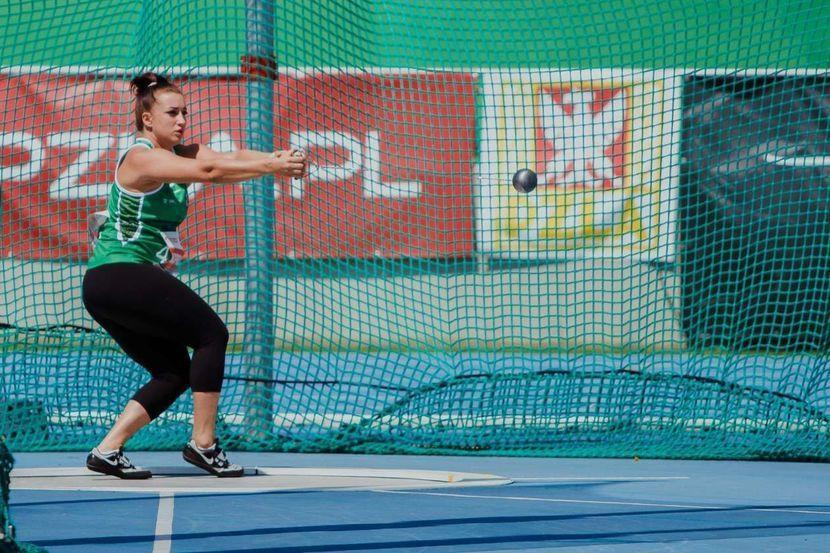 Malwina Kopron najlepsza w XI Memoriale Zdzisława Furmanka.